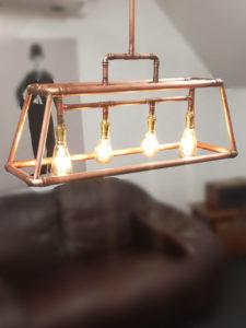 Re-luminate - 4 light centrepiece