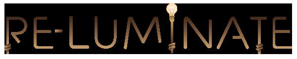Re-luminate web logo